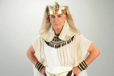 Seti I é um grande líder egípcio que despreza o povo hebreu