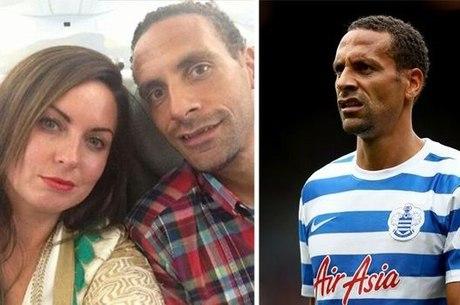 Mulher do zagueiro inglês Rio Ferdinand morre de câncer aos 34 anos