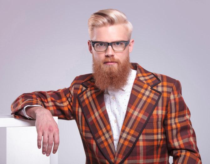 Barba é tão suja quanto vaso sanitário, diz pesquisador