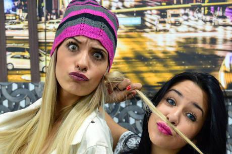 """Princesa e Plebeia: """"Mundo da moda é mais sujo que o do funk"""""""