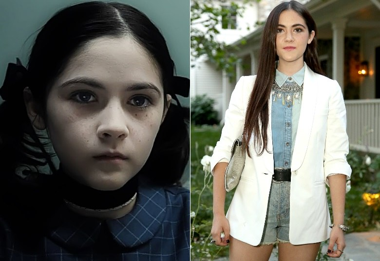 Você se lembra da garotinha assustadora do filme de terror A Órfã? Ela  cresceu e já está com 18 anos! - Fotos - R7 Pop