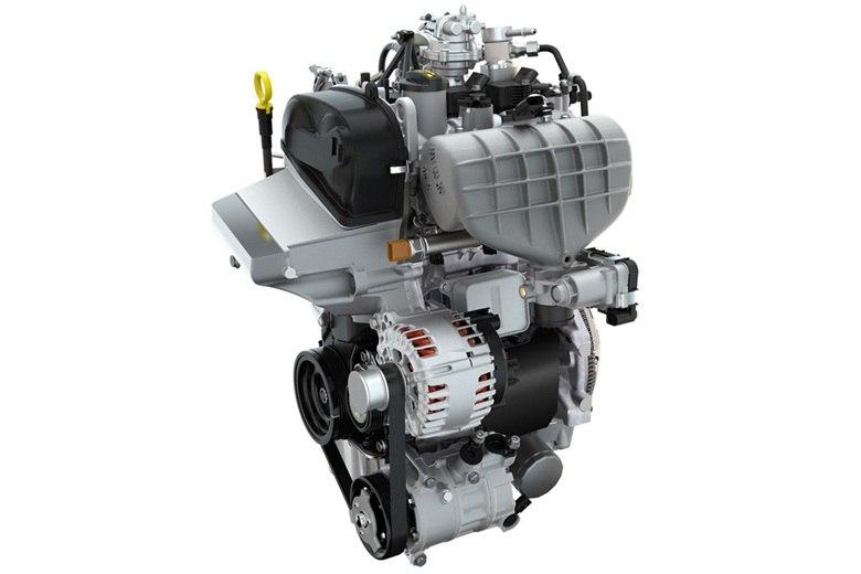 Volkswagen revela dados do motor 1.0 turbo de três cilindros que será oferecido no hatch Up