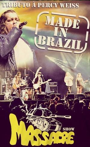 Banda relembra show histórico