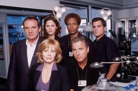 Elenco da primeira temporada de CSI