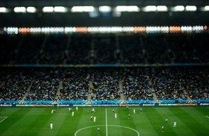 b1d7881e76 Arena Corinthians completa um ano de vida com Copa