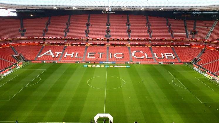 9 - San Mamés - Athletic Bilbao (Espanha)