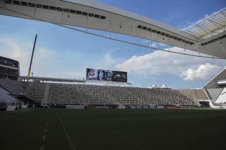 Arena ainda não se mostrou um bom negócio para o Corinthians