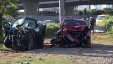 Acidentes de trânsito matam mais que crimes violentos em 10 Estados