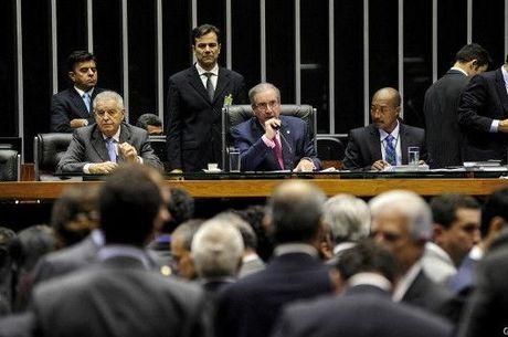 O protagonismo no Legislativo ajudou Cunha a ofuscar o fato de que é um dos alvos da Operação Lava Jato