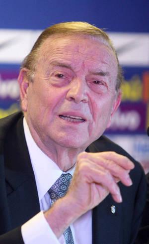 José Maria Marin presidiu a CBF entre 2012 e 2014, após mandato de Ricardo Teixeira