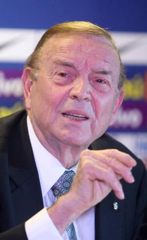 José Maria Marin segue preso ao lado de outros seis dirigentes da Fifa