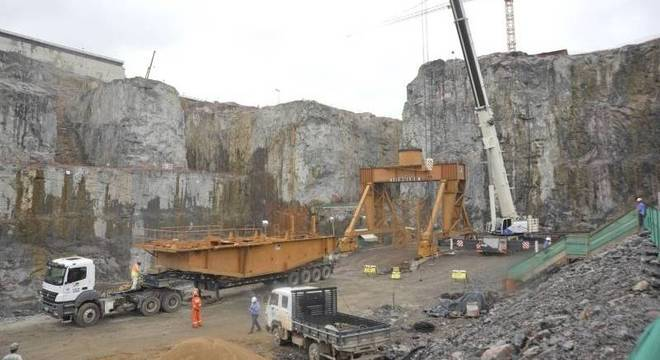 Garimpo ilegal continua no linhão de transmissão de Belo Monte
