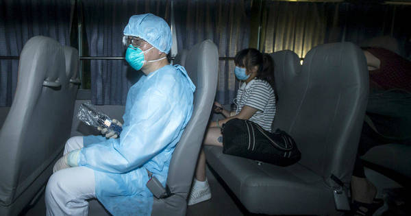 China anuncia que identificou mais 17 casos de pneumonia viral