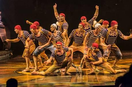 Cirque du Soleil enfrenta crise devido à pandemia