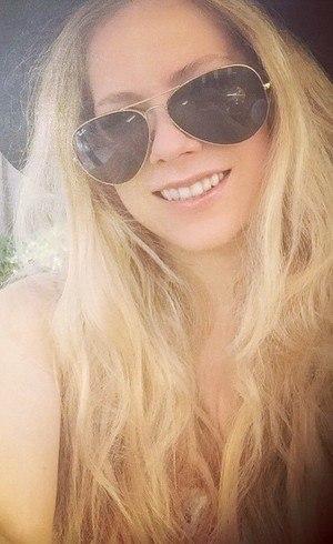 Avril Lavigne está quase curada