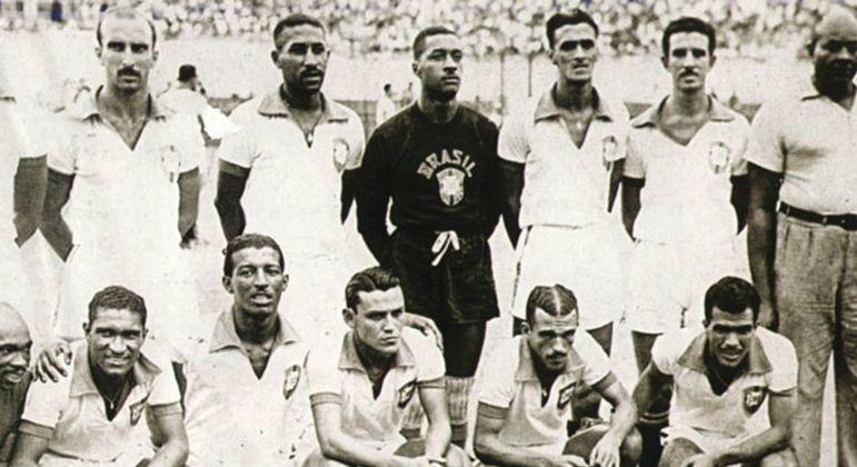 Seleção Brasileira campeã da Copa América de 1949