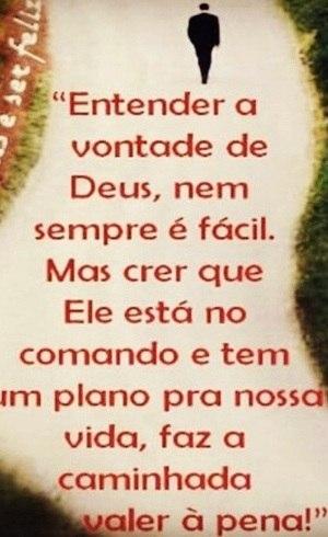 Entender A Vontade De Deus Nem Sempre é Fácil Postou Mãe De