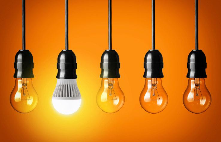 Mesmo mais caras, lâmpadas de LED são as mais vantajosas após a extinção das incandescentes