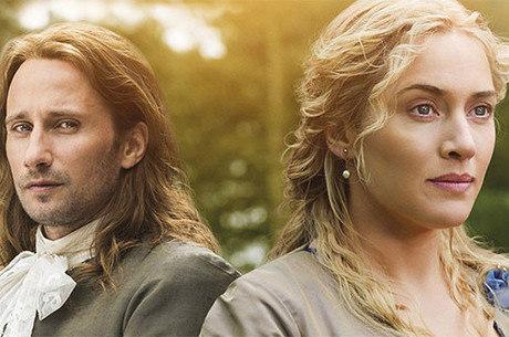 Alan Rickman e Kate Winslet estrelam Um Pouco de Caos