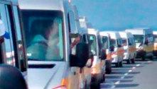 'Tios' das vans escolares viram entregadores na pandemia