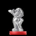 Mario - Edição Prateada (Super Mario)