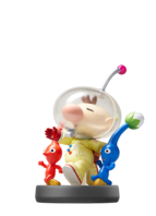 Pikmin & Olimar(Super Smash Bros.)