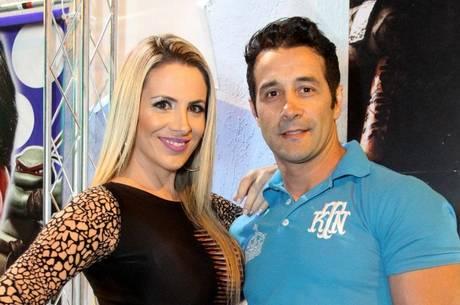 Marcos Oliver e Faby Monarca não formam mais um casal