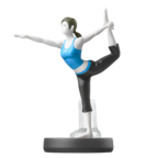 Wii Fit Trainer(Super Smash Bros.)