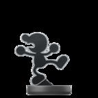 Mr. Game & Watch(Super Smash Bros.)
