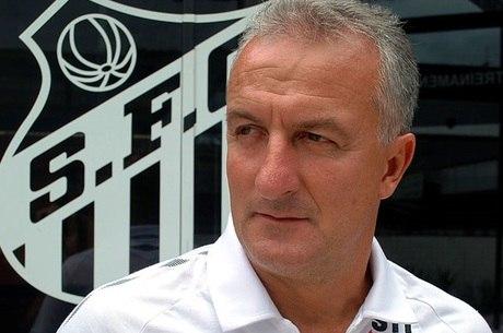 Dorival Júnior acertou sua volta ao Santos