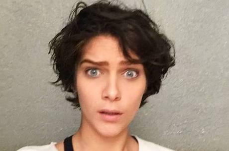 Isabella Santoni fica morena
