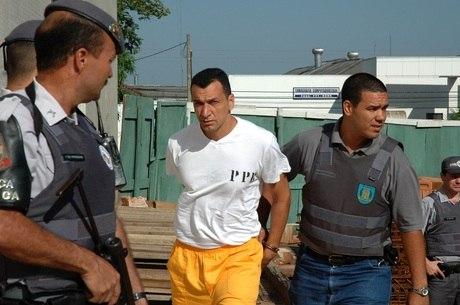Marcola está preso em Presidente Venceslau