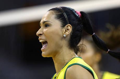 Brasil vendeu Peru por 3 sets a 1
