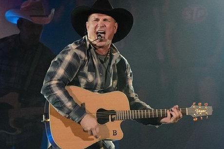 Garth Brooks se apresenta em Barretos neste sábado