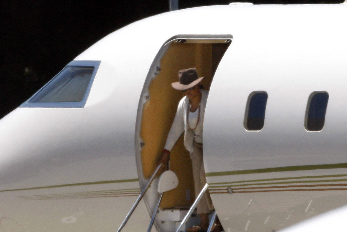 96f367b7c2 Conheça os aviões particulares de bilionários e famosos - Fotos - R7 ...