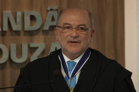 Na imagem, o ministro Aroldo Cedraz (TCU)