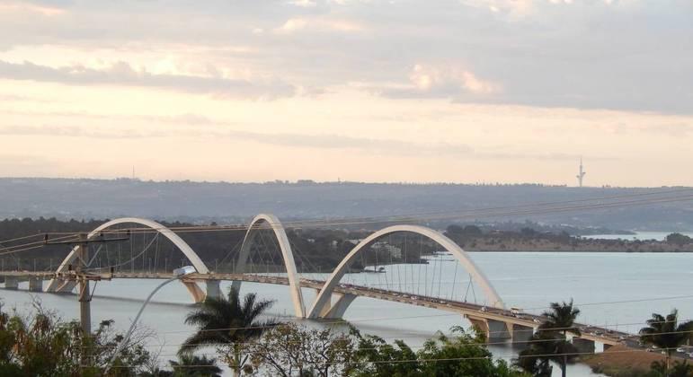 Ponte JK passará por serviços de reparos e reforço das estruturas