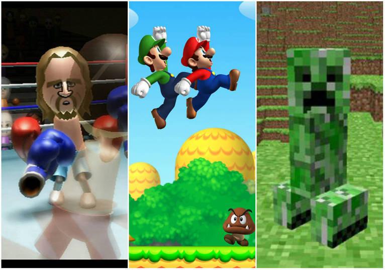 Reprodução/YouTube/Divulgação/Nintendo/Reprodução/YouTube/Montagem R7