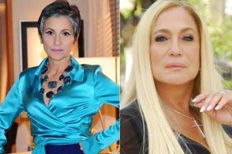 Susana Vieira elogia performance de Cássia Kis Magro a jornal