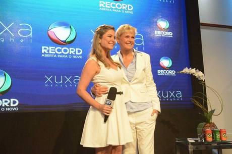 Programa da Xuxa estreia nesta segunda-feira