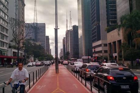 Fechamento da avenida Paulista foi testado em duas ocasições