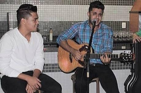 Felipe Araújo relembrou o irmão dois meses após tragédia