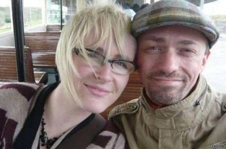 Roland Wessling perdeu a namorada Hazel Woodhams por causa de uma churrasqueira — e quase morreu também