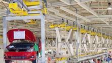 Volkswagen vai parar duas fábricas por dez dias por falta de insumo