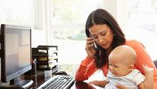 Mães deixam mercado de trabalho cinco vezes mais que pais, mostra pesquisa