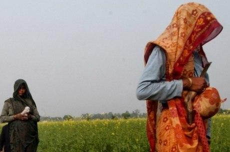 Irmãs moram em uma aldeia no distrito de Baghpat, localizado ao norte de Nova Déli