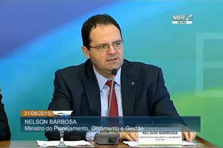 Barbosa disse que previsão de arrecadação é de R$ 1,4 tri em 2016
