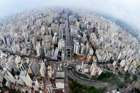 Avenida Paulista foi fechada no dia 23 para inauguração de ciclovia