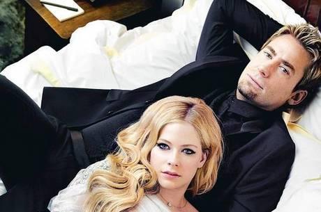 Casamento de Avil Lavigne e Chad Kroeger chega ao fim