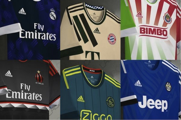 6263bd811 Gostaram  Há camisas de futebol que ficam marcadas na história por suas  belezas e também pelos títulos ...